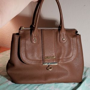 4/$20 Kenneth Cole Reaction Brown Handbag